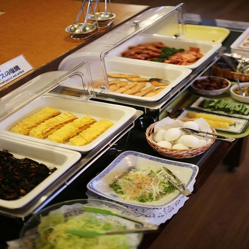 ◆朝食メニュー(一例)一部日替わりメニューがございます☆彡