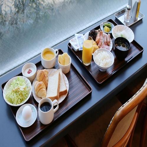 ◆和洋食(一例)和洋食のプチバイキング形式でご用意しております。沢山お召し上がりくださいませ☆彡