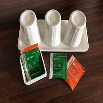 ◆客室お茶(煎茶・ほうじ茶の2種類) 室内のケトルでお飲みください☆彡