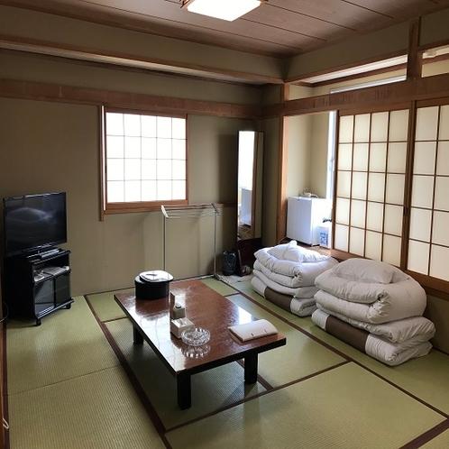 ◆和室(10畳) 女子会や学生旅行にピッタリの広さです♪(最大定員人数5名様)