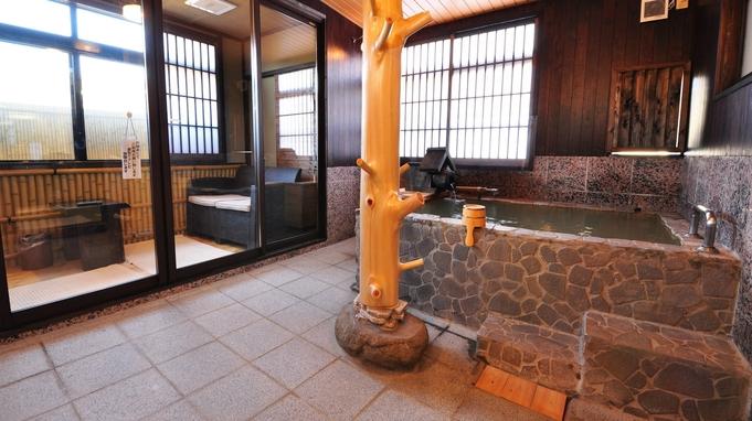 【あせび客室指定プラン】上州牛付里山の懐石を個室でお食事&貸切風呂無料★