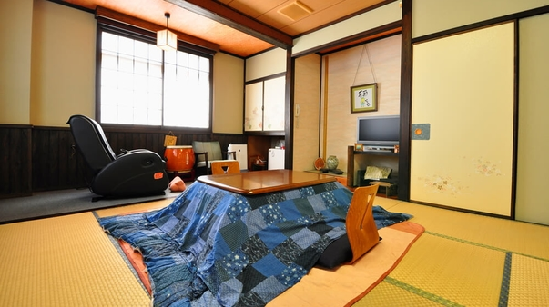 【つつじ・禁煙】和室10畳+広縁!専用貸切風呂&サウナ付