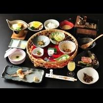 【朝食】ある日の朝食の一例