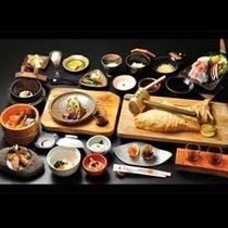 【夕食】ある日の夕食例
