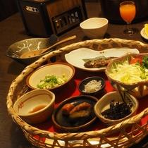 【ご朝食】身体にやさしい和食膳(1)