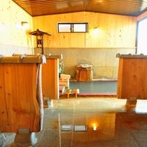 【男性大浴場】内湯