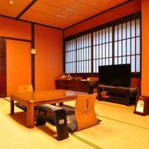 【はなみずき・禁煙】半露天風呂付客室の和室