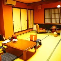 【はなみずき】半露天風呂付客室の和室