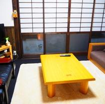 【別邸つま恋】半露天付離れの1階リビングルーム