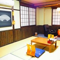 【和室10畳+広縁】のお部屋