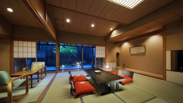 【茶寮和室】19畳1間の広々客室