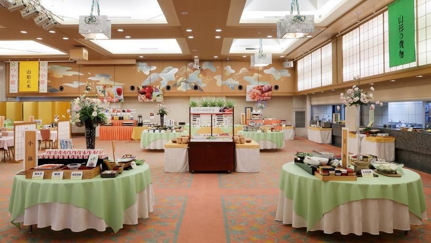 【朝食ビュッフェ】朝はパン派のお客様もお楽しみいただけるようふんわりパンもご用意しております。
