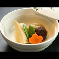 【ご夕食一例】炊合せ