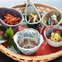 【会津料理】前菜