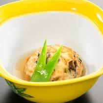 【温物】山菜の飛竜頭