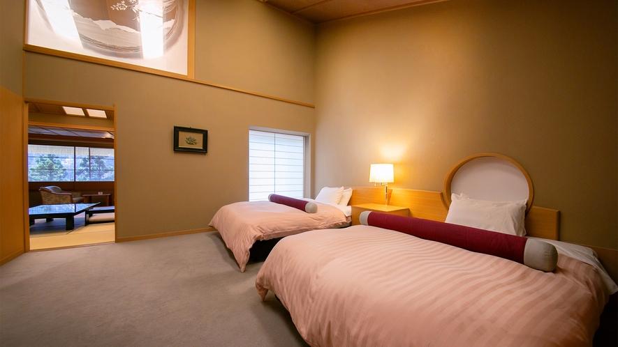 ■特別室-ツインベッドルーム-■