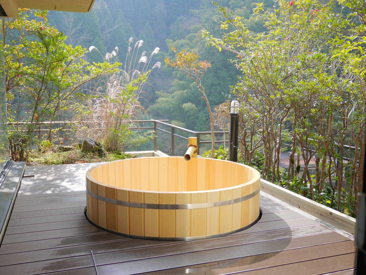 貴賓室専用露天風呂