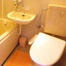 客室ユニットバスルーム(例)