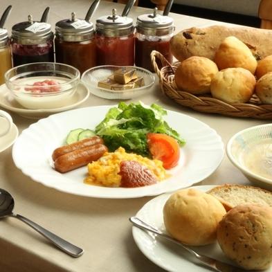 晴れた日にはウッドテラスで朝食も♪-朝食付きプラン-
