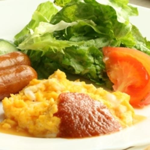 料理_朝食 (2)_サラダ