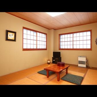 ゆったりのんびり和室 8〜10畳