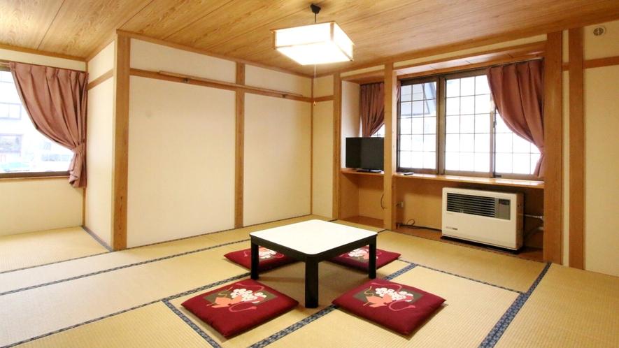 12.5畳和室タイプのお部屋例