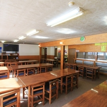レストハウス・食堂1