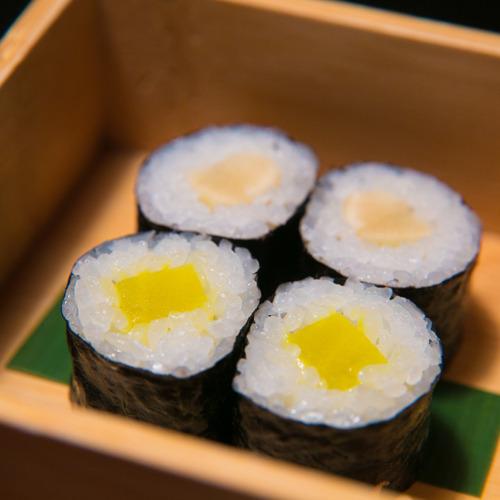 【こんな過ごし方】 *ご希望によりお夜食(細巻寿司など)もご用意致します。