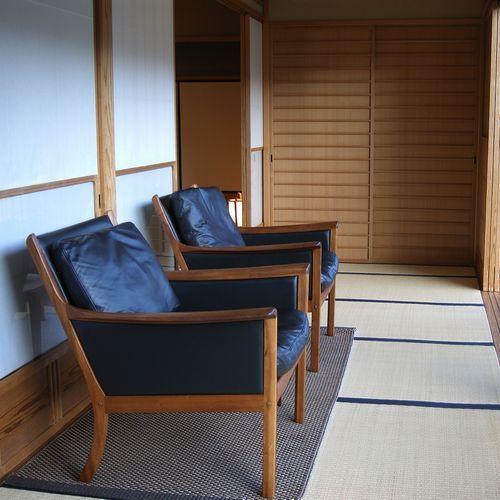 【「ふきや」を彩るデンマークの椅子】 *OLE WANSHER(オーレ ヴァンシャー)
