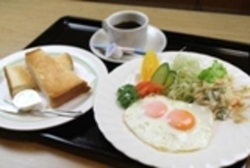 サウナ・大浴場付きカプセル(男性専用)洋朝食付 禁煙