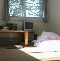 ペットとお泊りいただけるお部屋です