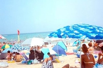 ハワイのような海。白浜大浜海水浴場。ときどき魚も視えるヨ!