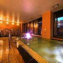■大浴場■地域一番の大浴場は、ビジネス・観光に疲れた体を足を延ばしてゆっくり癒せます