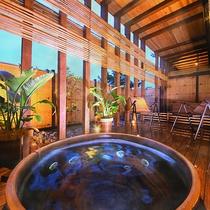 ■露天風呂■地域内のホテルで露天風呂が付いているのはココだけ!!