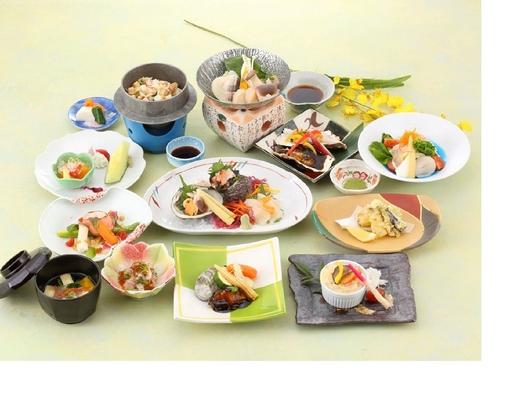 【味絵巻】雲丹づくし・鮪づくし・貝づくし!!海鮮3種の中からお好きな料理をチョイス♪