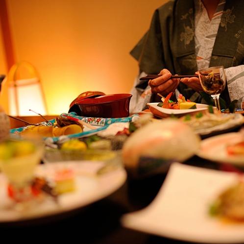 食事風景一例
