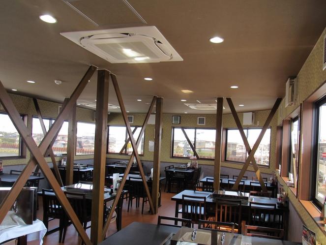 海鮮料理亭 2階