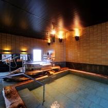 大浴場2階 アルカリ単純人工温泉