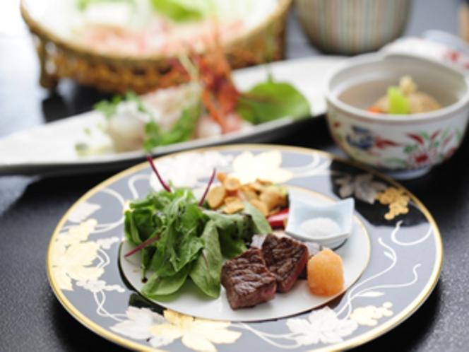 森の晩餐(食事イメージ)