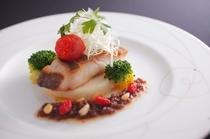 森の晩餐(焼き物イメージ:季節の魚)