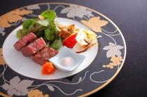 森の晩餐(焼き物イメージ:仙台黒毛和牛)