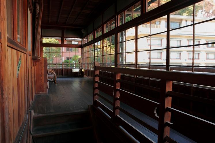 木造本館個室料亭