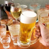 飲み放題イメージ