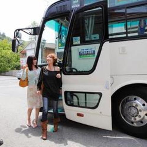 東京ー修善寺間で格安高速バスが運行しています。