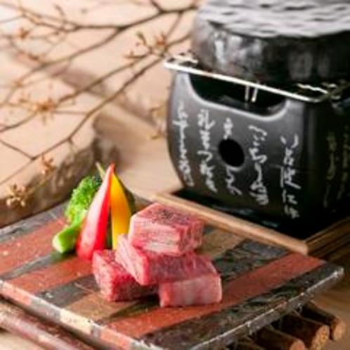 伊豆牛ステーキ