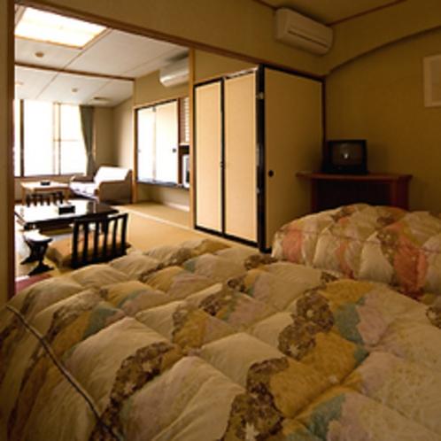 ■ベッド付き客室一例