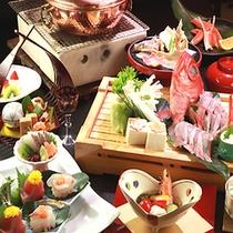 ■金目鍋懐石