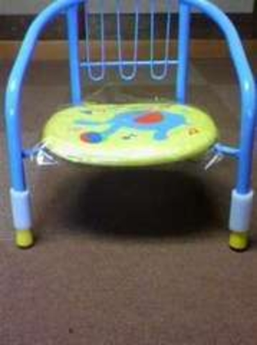 お子様用貸し出し椅子☆