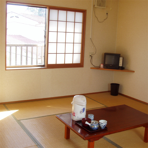 桜荘 和室