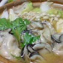 冬料理 カキ鍋